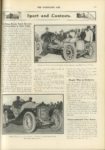 1911 10 4 HENRY KOOPMAN IN THE NATIONAL WHICH TURNED OVER IN THE FIVE MILE FREE FOR ALL THE HORSELESS AGE 9×12 page 515