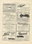 1911 2 22 EMPIRE 950 EMPIRE TWENTY $950 EMPIRE MOTOR CAR COMPANY Indianapolis, Indiana THE HORSELESS AGE February 22, 1911 Vol. 27, No. 8 9×12 page 52