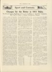 1911 2 22 Sport and Contests Changes for the Better in 1911 Rules THE HORSELESS AGE 9×12 page 377