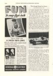 1938 The ROUGH ROAD to GLORY By Maj George H Robertson POPULAR MECHANICS 7×9 page 140A