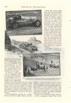 1938 The ROUGH ROAD to GLORY By Maj George H Robertson POPULAR MECHANICS 7×9 page 182