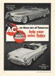 1952 12 GM LA SABRE Buick XP 300 MOTOR AGE 8×11 page 14