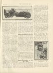 1911 4 5 NATIONAL, CASE World's Marks Fell at Pablo Beach. THE MERCER SEVERAL TIMES WINNER AT JACKSONVILLE WITH HUGHES Up  THE HORSELESS AGE April 5, 1911 Vol. 27 No. 14 9″x12″ page 607