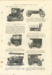 1904 FOURTH ANNUAL Review of Complete Automobiles CYCLE AND AUTOMOBILE TRADE JOURNAL 6×9 page 51
