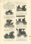 1904 FOURTH ANNUAL Review of Complete Automobiles CYCLE AND AUTOMOBILE TRADE JOURNAL 6×9 page 54