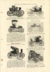 1904 FOURTH ANNUAL Review of Complete Automobiles CYCLE AND AUTOMOBILE TRADE JOURNAL 6×9 page 57