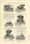 1904 FOURTH ANNUAL Review of Complete Automobiles CYCLE AND AUTOMOBILE TRADE JOURNAL 6×9 page 58