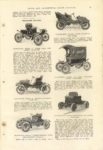 1904 FOURTH ANNUAL Review of Complete Automobiles CYCLE AND AUTOMOBILE TRADE JOURNAL 6×9 page 61