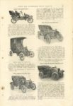 1904 FOURTH ANNUAL Review of Complete Automobiles CYCLE AND AUTOMOBILE TRADE JOURNAL 6×9 page 63