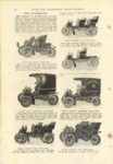 1904 FOURTH ANNUAL Review of Complete Automobiles CYCLE AND AUTOMOBILE TRADE JOURNAL 6×9 page 64