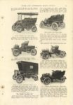 1904 FOURTH ANNUAL Review of Complete Automobiles CYCLE AND AUTOMOBILE TRADE JOURNAL 6×9 page 65