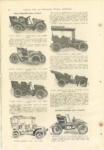 1904 FOURTH ANNUAL Review of Complete Automobiles CYCLE AND AUTOMOBILE TRADE JOURNAL 6×9 page 66