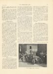 1906 7 25 Third Annual A. A. A. Tour and Second Glidden Trophy Contest II THE HORSELESS AGE 8.5″×11.75″ page 105