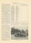 1906 7 25 Third Annual A. A. A. Tour and Second Glidden Trophy Contest II THE HORSELESS AGE 8.5″×11.75″ page 107