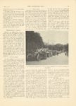 1906 7 25 Third Annual A. A. A. Tour and Second Glidden Trophy Contest II THE HORSELESS AGE 8.5″×11.75″ page 99