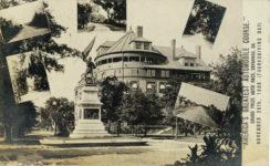 1908 11 26 AMERICAS GREATEST AUTOMOBILE COURSE Grand Prize Auto Race Savannah GA RPPC front