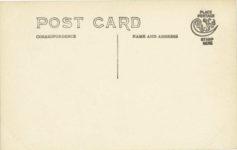 1908 ca AUTO RACE 4th July Centerville SD S Trad RPPC back