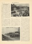 1909 10 13 CHALMERS-DETROIT The Fairmount Park 200 Mile Stock Chassis Race THE HORSELESS AGE 8.5″×11.75″ page 411