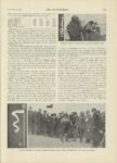 1909 12 23 NATIONAL SPEEDWAY RECORDS DESPITE ZERO WEATHER THE AUTOMOBILE 9″x12″ page 1077