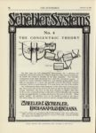 1909 12 23 SCHEBLER Carburetor Schebler Systems No 4 THE CONCENTRIC THEORY WHEELER & SCHEBLER INDIANAPOLIS, INDIANA THE AUTOMOBILE December 23, 1909 9″x12″ page 98