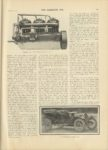 1910 10 12 New Vehicles and Parts Premier Line for 1911 Indianapolis THE HORSELESS AGE 9×12 page 501