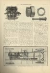 1910 10 12 New Vehicles and Parts Premier Line for 1911 Indianapolis THE HORSELESS AGE 9×12 page 502