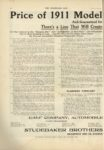 1910 10 12 Price of 1911 Model EMF 30 1000 EMF AUTOMOBILE COMPANY OF NEW YORK THE HORSELESS AGE 9×12 page 26