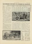 1910 11 17 MARMON SAVANNAH CUP WON BY DAWSON IN MARMON MOTOR AGE 8.75″×12″ page 10