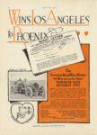 1910 11 17 SCHEBLER WINS LOS ANGELES to PHOENIX WHEELER & SCHEBLER INDIANAPOLIS, INDIANA MOTOR AGE Nov 17 1910 page 44