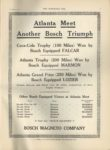 1910 11 9 BOSCH Atlanta Meet Another Bosch Triumph THE HORSELESS AGE 9×12 page 17