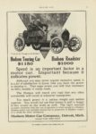 1910 7 14 HUDSON Speed is an important factor in a motor car MOTOR AGE July 14, 1910 8″x12″ page 99