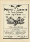 1910 9 28 DIEZEMANN Carburetots Ralph Mulford Lozier THE HORSELESS AGE 9×12 page 16