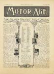 1910 9 29 NATIONAL LONG ISLAND'S GREATEST SPEED CARNIVAL VANDERBILT WHEATLEY MASSAPEQUA MOTOR AGE 8.5″×12″ page 1