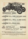 1910 9 29 National SPEEDWAY KING MOTOR AGE Sept 29 1910 page 56