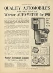 1910 9 7 Warner AUTO METER for 1911 THE HORSELESS AGE 9×12 page 4