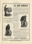 1911 2 22 UNIVERSAL TIRE PROTECTOR AT OUR EXPENSE Angola IND THE HORSELESS AGE 9×12 page 31