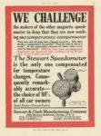 1911 5 11 The Stewart Speedometer MOTOR AGE page 53