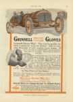 "1911 5 4 GRINNELL GLOVES ""RIST-FIT"" Ventilated MOTOR AGE 8.5″×12″ page 59"