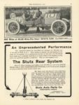 1911 6 21 STUTZ 500 Miles at 68.25 Miles Per Hour-STUTZ CAR THE HORSELESS AGE 8.5″x11.5″ page 35