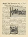 1911 9 14 Hearne Wins Cincinnati Big Car Race MOTOR AGE 8.5″×12″ page 6