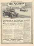 1911 9 23 MARMON The Worlds Greatest List of Victories Nordyke & Marmon Company Indianapolis, Indiana THE SATURDAY EVENING POST September 23, 1911 10″×14″ page 59