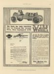 1912 10 24 STUTZ The Stutz the Only American Car to Finish the Grand Prix, was Equipped with McCue WIRE WHEELS Ideal Motor Car Co. Indianapolis, Indiana MOTOR AGE October 24, 1912 page 79