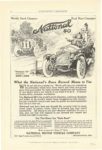 1912 6 NATIONAL National 40 What the National's Race Record Means to You NATIONAL MOTOR VEHICLE COMPANY Indianapolis IND EVERYBODY'S MAGAZINE June 1912 6.5″×9.75″ page 50