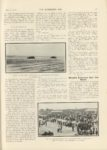1912 7 10 NATIONAL STUTZ CASE Fast Traveling at Old Orchard Beach Meet THE HORSELESS AGE 9″x12″ page 47