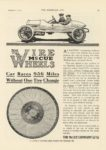 1912 8 21 McCue WIRE WHEELS THE HORSELESS AGE 8.5″×12″ page 33