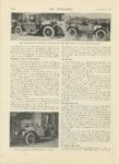 1913 12 11 NATIONAL Two Buicks Win 500-Mile Reliability THE AUTOMOBILE 8.5″x12″ page 1094