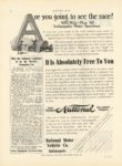1913 5 15 National Are you going to see the race MOTOR AGE May 15 1913 page 46