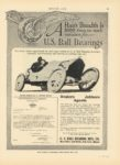 1914 1 29 STUTZ U. S. BALL BEARINGS MOTOR AGE 8.75″×12″ page 87
