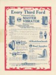 1914 2 26 MASTER VIBRATOR THE KW IGNITION Co MOTOR AGE 8.75″×11.75″ Inside front cover