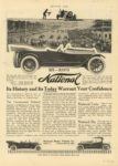 1914 5 14 NATIONAL Its History and Its Today Warrant Your Confidence MOTOR AGE 8.25″×11.5″ page 1